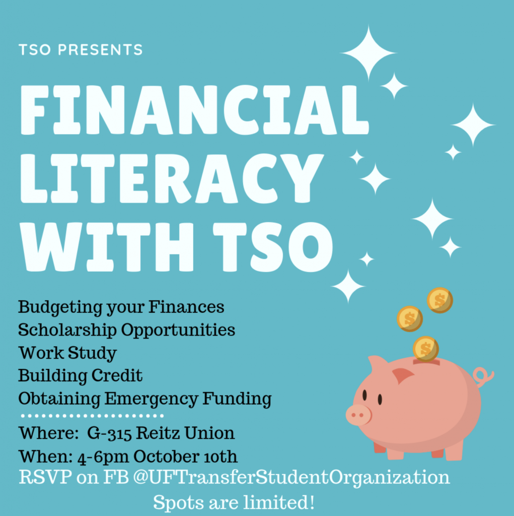 Financial Literacy Workshop Info