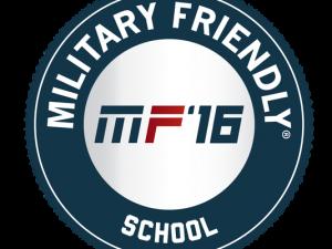 Military Freindly School Logo
