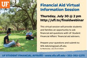 Virtual Info Session Info