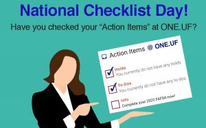 Image for National Checklist Day